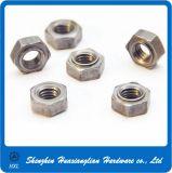 DIN928 carré en acier au carbone DIN929 Point de soudure d'écrous hexagonaux