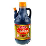 850 ml Superior salsa de soja ligera con precio de fábrica