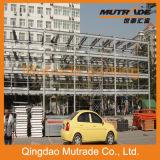 Sistema bidirezionale multilivelli di parcheggio di Mutrade (BDP)