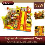Спортивная площадка пластичных детей высокого качества низкой цены крытая (T1505-2)