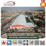 50X100m temporäres Ausstellung-Aluminiumzelt mit Wechselstrom