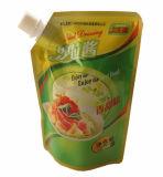 Sac comique de bec de sauce en plastique à nourriture