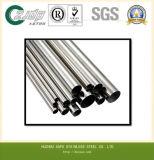 Pipe soudée d'acier inoxydable du fabricant AISI 304 (300 séries)