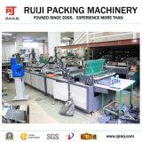 Automatischer Redberry Polyeilbeutel, der Maschinerie herstellt