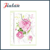 Подгоняйте цветки с мешком подарка покупкы Дня матери яркия блеска бумажным