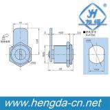 Yh9808 De alta calidad de aleación de zinc de seguridad Die-Cast Keyed Al igual Metal Buzón Cabinet Tubular Cam Cerradura de bloqueo de bloqueo de la puerta