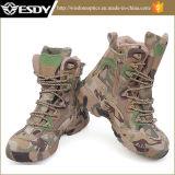 EsdyのCP Camo私達軍の軍隊攻撃の戦術的な戦闘用ブーツ