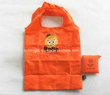Promozione che fa pubblicità al sacchetto di acquisto piegato per i regali