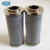 튼튼한 섬유 유리 매체 유압 카트리지 기름 필터 (PR3153Q)