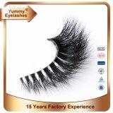 Excelente Ramal 100% verdadeira fábrica de peles de vison Alimentação 3D Eyelash