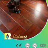 Коммерческие 8.3mm AC3 тиснение Elm V-ребристого ламинатный пол
