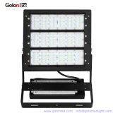 Illuminazione dello stadio dell'albero LED di zona esterna del proiettore di Golon LED alta