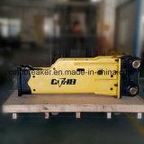 U35 de verificación de la excavadora silenciado tipo martillo hidráulico rompedor para la venta