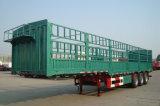 Titan-Fahrzeug - Zaun-halb Schlussteil der seitlichen Wand-3-Axle im LKW-Schlussteil für Verkauf