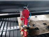 Cortadora del grabado del laser de la tarjeta de Ck1390 que corta con tintas 150W 16m m