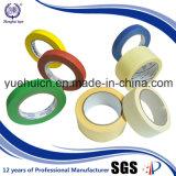 cinta adhesiva impresa oferta de papel del color de la base de 76m m
