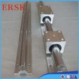 Suporte de alumínio Trilho de suporte de trilho / eixo SBR, trilhos de TBR