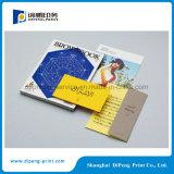 خاصّ يصمّم [ببر بووك] طباعة مع بطاقة صغيرة