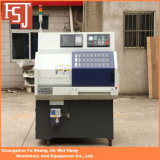 3 CNC van de Klem van de kaak de Horizontale Machine van de Draaibank