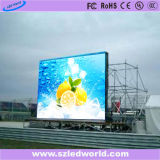 Im Freienmiete P6 LED-Bildschirm (FCC CERccc-RoHS)