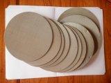 Сплетенный нержавеющей сталью диск фильтра сетки