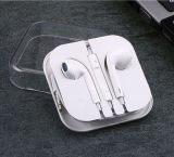A6s dans l'écouteur stéréo d'écouteur d'écouteur de câble par oreille pour des téléphones d'IOS d'iPhone
