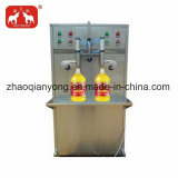 Полуавтоматическая пищевые машины для заливки масла для приготовления пищи