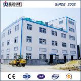 Hochfestes Stahlrahmen-Stahlkonstruktion-Gebäude für Werkstatt
