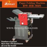 Boway 22000sheets/Hour 7 Vouwen Document die van Manieren van het Industriële A4 Machine 384s vouwen