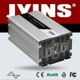 2000W 12V/24VDC 110V/220VAC Inversor de onda senoidal modificado com o carregador