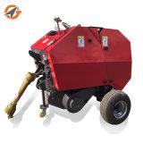 Máquina de trator agrícola Enfardadeira de fardos redondos Mini de Equipamentos Agrícolas para venda