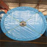 Malla de alambre de acero resistente al calor de la correa transportadora carcasa con tapa grado HG2297