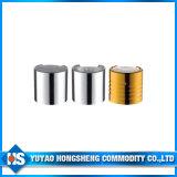 28mm en aluminium Shampooing Bouchon de vase cosmétiques Hy-Q02A