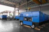 Atlante Copco - compressore d'aria della vite di Liutech 599cfm 15bar per estrazione mineraria