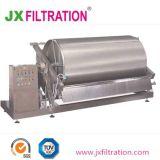 Le rouleau de décharge du filtre à vide à tambour rotatif pour le traitement de l'eau