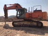 Máquina escavadora usada hidráulica Hitachi Zx450-6 da condição de trabalho da esteira rolante