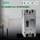 corta-circuito moldeado MCCB del caso de 225AMP 3p