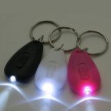 Mini-LED-Schlüsselketten-Licht-Schlüsselketten-Taschenlampen-Unterstützungs-Soem-Firmenzeichen