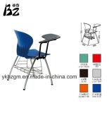 Élève de l'écriture chaise avec tablette et panier (BZ-0227)