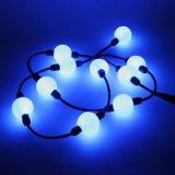 Оптовая торговля Рождество IP65 3D DMX RGB LED String Pixel шарик лампа