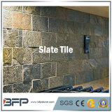 마루, 까맣거나 회색 또는 노란 또는 녹스는 색깔을%s 가진 벽을%s 대중적인 중국 슬레이트 돌 도와