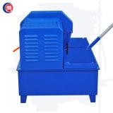 Machine de découpage en caoutchouc de pipe d'exécution manuelle
