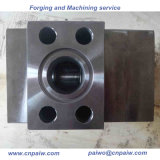 Le forgeage cylindre hydraulique Composants Blcok BS970 Port