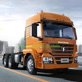 Тележка трактора Shacman M3000 используемая 6X4