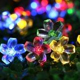 50LED 태양 해바라기 끈 빛