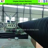 Машина изготавливания трубы замотки стены HDPE полая с стальным поясом