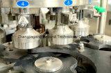 La bière à petite échelle l'aluminium peut de remplissage et de la machine d'étanchéité
