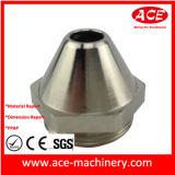 Часть точности OEM подвергая механической обработке сопла брызга