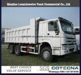 Sinotruk HOWO 6X4 20cbm 371HP 273kw 10 바퀴 덤프 트럭