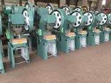 Las series J23-200 abren el tipo máquina fijada de la prensa de la mesa de trabajo para la hoja de metal